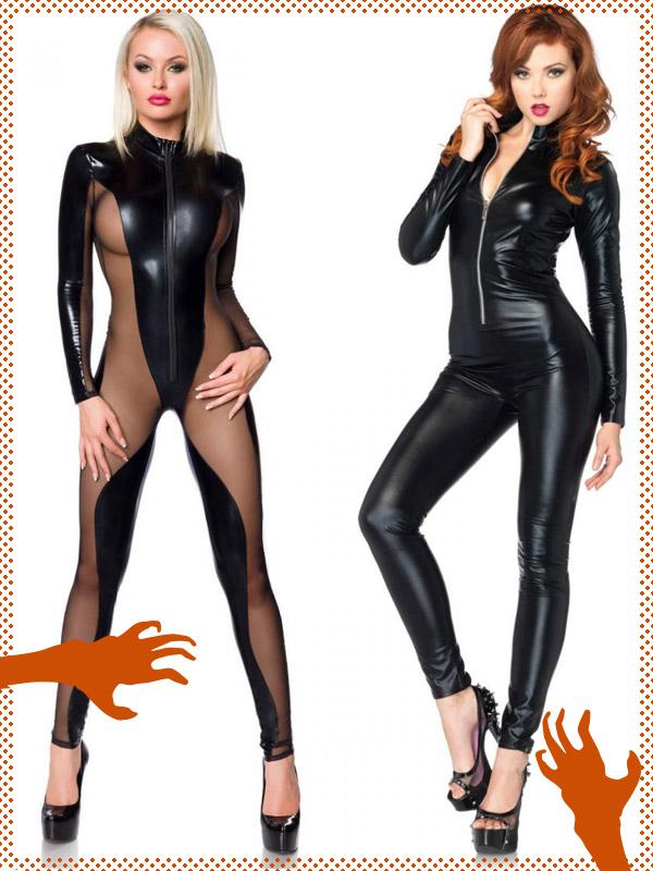 Vestiti halloween abiti sexy lingerie torino