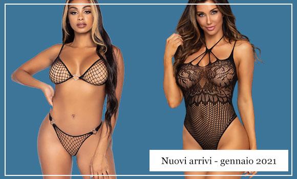 nuovi arrivi lingerie torino gennaio 2021