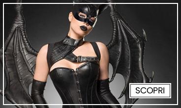 Halloween 2021 lingerie sexy costumi accessori